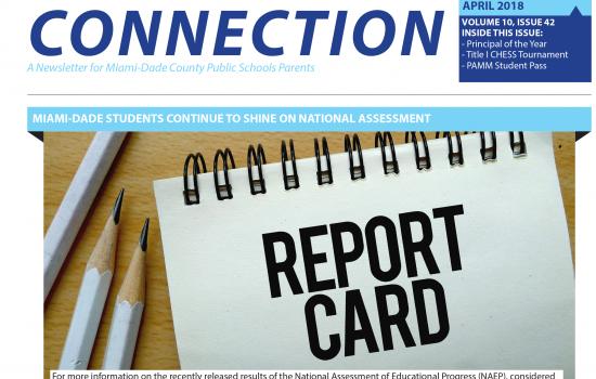 Connection Newsletter – April 2018